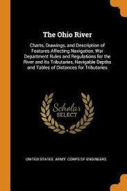 Pdf Download The Ohio River Charts Drawings And