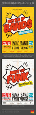 best images about advertising ra events battle of bands flyer template by moodboy via behance