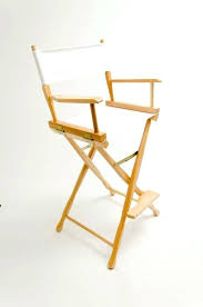 gold medal directors chair classic natural white canvas gold medal classic directors chairs inch natural wood white directors chairs