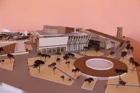 Макет концертного комплекса в г Тирасполь дипломная работа  Макет концертного комплекса в г Тирасполь дипломная работа