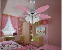 ceiling fan for girls room. wholesale ceiling fans cute pink fan with light for girls room decorative