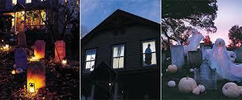 Halloween Party Idea: Haunted House