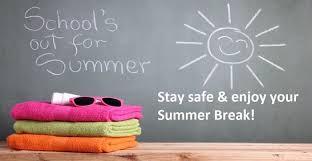 James Henry Coy Butler Elementary School Have a wonderful Summer!