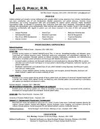 Lvn Resume Objective Samples Nursing Resumes Skill Sample Photo