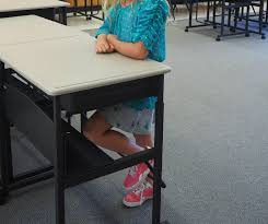 they allow children to move in a non disruptive way and that s what standing desks do they create a movement rich environment kids