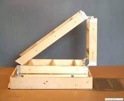 wooden folding ladder folding attic stairs attic ladder hinges compact wooden folding attic stairs fold project wooden folding ladder