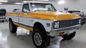 1972 Chevrolet C10 Cheyenne Pickup | F98 | Houston 2015