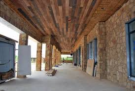 Wood patio ideas Roof Good Ideas For Patio Ceiling Salvaged Barn Wood Look Home Ideas Top 50 Best Patio Ceiling Ideas Covered Outdoor Designs