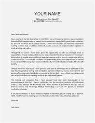 Cover Letter Opening Statement New Resume Introduction Letter Fresh