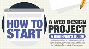 How To Start A Design Project How To Start A Web Design Project A Beginner S Guide