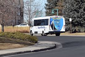 supershuttle drops dia service to longmont greeley the denver post