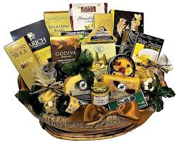 amazon gourmet cheese and nuts gift basket deluxe grocery gourmet food