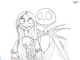 Small Picture Elegant Jack Skellington Coloring Pages 66 In Picture Coloring