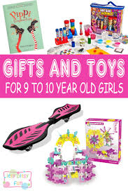 Best Gifts For 9 Year Old Girls. Lots of Ideas for 9th Birthday, Christmas