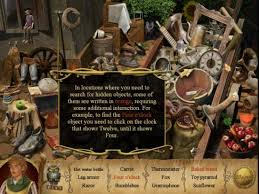 Spanning the entire history of the genre this list includes all hidden object games that have ever hit the shelves, so it doesn't necessarily have all the more obscure, future or new hidden object games. The Fool Walkthrough