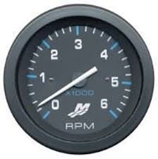 Mercury Mercruiser 79 895283a03 Tachometer Kit 0 6000 Rpm
