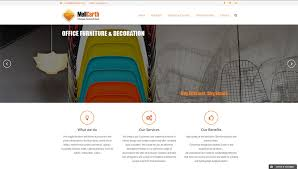 mellcarth wholesale furniture website design cheap website