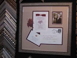 wedding invitation for fall themed wedding