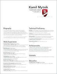 Free Artistic Resume Templates Graphic Design Resume Template ...