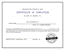 Dorable Work Completion Certificate Template Images Resume Ideas