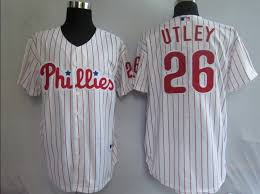 3ef46 Chase Utley Philadelphia 23449 Uk White Mlb Phillies Jerseys 26