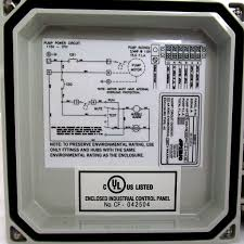 spi bio pump control panel with high water alarm (model 50b010 Septic Tank Pump Wiring Diagram Septic Tank Pump Wiring Diagram #37 wiring diagram for septic tank pump and alarm