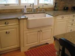 granite farm sink.  Farm From The Original Questioner This Is Their Kitchen Now And I Would Not Be  Happy Either The Granite Used Was Full Thickness Like Idea Picture  Throughout Granite Farm Sink