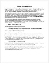 How To Write An Essay Introduction Easy Guide Examples