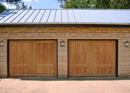 wood double garage door. Garage You Have A That Is Unique With Wood Double Door R