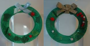 Christmas Paper Plate Crafts