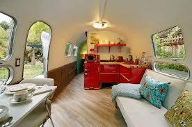Airstream Interior Design Simple Design Ideas