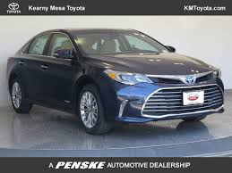 2018 Toyota Avalon Hybrid. Contemporary Hybrid New 2018 Toyota ...
