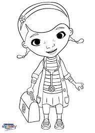 Doc Mcstuffins Coloring Books