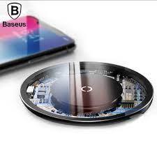Đế sạc nhanh không dây Baseus Simple Wireless LV252 cho Apple iPhone 8 –  Baseus Việt Nam