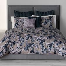 Kohls Bedroom Furniture Simply Vera Vera Wang Midnight Floral 3 Pc Comforter Set
