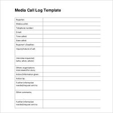 excel call log action log template log template excel bricolagemagazine com