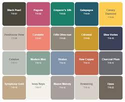Behr Paint Colors Exterior Color Charts Home Design Ideas