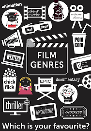 Film Genres Read Watch And Learn Macmillan Readers