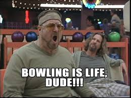 Big Lebowski Quotes Awesome Big Lebowski Bowling Quote Quote Number 48 Picture Quotes