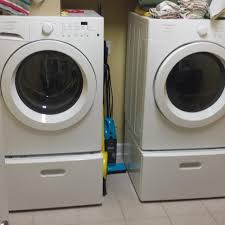 frigidaire affinity front load washer. For Sale 2 Year Old Frigidaire Affinity Front Load Washer And Dryer. Pedastools Included. I