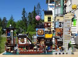 Review of Lego Ninjago City Docks (70657)