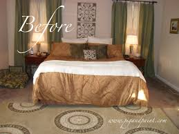 Tan Bedroom Pig And Paint Pillow Power The Bow Chica Bow Wow Bedroom Makeover