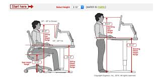 Absolutely Smart Office Desk Height Amazing Design Office Desk Height