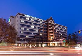 Hotel Courtyard Alexandria Old Town Va Booking Com