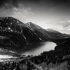 Znalezione obrazy dla zapytania tatra mountains black and white