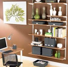 home office wall shelving. Shelving Ideas For Home Office Wall Shelves With Adjustable Design S