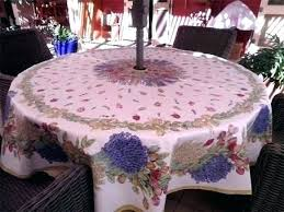 fitted outdoor tablecloth best round fitted tablecloth