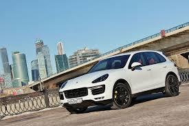 Тест-драйв <b>Porsche Cayenne Turbo</b>. Многогранный