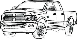 Monster Truck Coloring Pages For Boys Kids Tonka Free Book