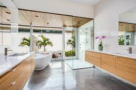 modern zen asian inspired home design